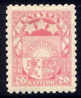 LETTONIE - 126* - ARMOIRIES - Lettonie