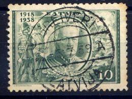 LETTONIE - 233° - J. BALODIS - Lettonie