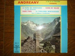 Andreany: Le Patre Des Montagnes-La Tyrolienne Montagnarde +2/ 45T Trianon 4454 - Unclassified