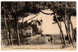 ST-BREVIN-L'OCEAN - Boulevard De L'Océan, Près Le Casino - Saint-Brevin-l'Océan