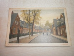 Carte Ancienne ENSCHEDE Willem De Clerqstraat - Enschede