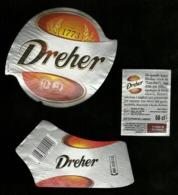 Etichetta - Birra Dreher - Birra