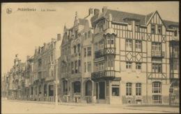 """Middelkerke   Belles Maisons Sur La Digue Et """"les Oiseaux""""    (Ed. NELS Expédiée En 1930 ) - Middelkerke"""
