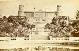 Pologne Château De Kamenz Panorama Ancienne Photo CDV Kosler 1870' - Fotos