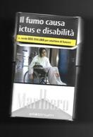 Tabacco Pacchetto Di Sigarette Italia - Malboro Platinum Da 20 Pezzi - Tobacco-Tabac-Tabak-Tabaco - Empty Cigarettes Boxes