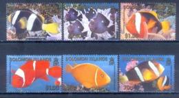 G109- SOLOMON ISLAND FISH MARINE LIFE. - Fishes