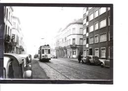 Photo Tram - Bruxelles - Schaerbeek - Rue Royale  (1959) - Schaerbeek - Schaarbeek