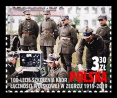 Poland 2019 Mih. 5153 Training Of Military Communications Personnel In Zegrze MNH ** - Unused Stamps