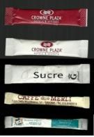 5 Bustine Zucchero Italia - 5 Stick Zucchero - Zucchero (bustine)