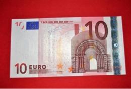 10 EURO J007G2 ITALIA - ITALY  J007 G2 - TRICHET - S07712686294 - NEUF FDS UNC - EURO