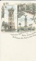 Metz  Gravelotte  St Privat  Ste Marie Aux Chénes  Guerre 1870 - Autres Communes