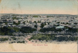 1907 , SUDAFRICA , TARJETA POSTAL CIRCULADA , SEA POINT , KING WILLIAM'S TOWN - Sudáfrica