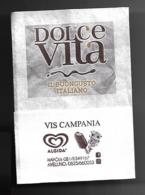 Tovagliolino Da Caffè - Dolce Vita - Serviettes Publicitaires