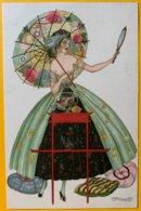 8920 - Femme Par Brunelleschi Série 31 Complète 6 Cartes Non Circulées Parfait état - Brunelleschi