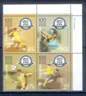 G127- Ukraine 2004 Sport Soccer Football 100 Years Of FIFA. - Ukraine