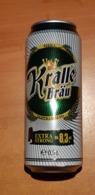 Lattina Italia - Birra Kralle N.3 - 50 Cl -  ( Lattine-Cannettes-Cans-Dosen-Latas) - Cans