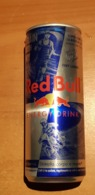 Lattina Italia - Energy Drink Red Bull 2019  - 33 Cl. -  ( Lattine-Cannettes-Cans-Dosen-Latas ) - Cans