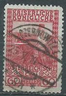 Timbre Autriche  Obliteration Czernowitz - 1850-1918 Empire