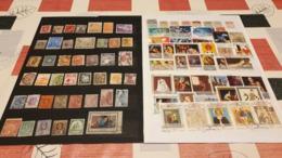 LOT DIVERS   AZ 12 - Collections (sans Albums)