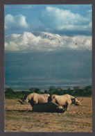 89813/ RHINOCEROS, Au Pied Du Kilimandjaro - Rinoceronte