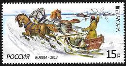 Europa - CEPT 2013 - Russie - Yvert Nr. 7389 - Michel Nr. 1925  ** - 2013