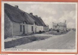 Carte Postale 44. Saint-Joachim  La Grande Brière  Camerum  Trés  Beau Plan - Saint-Joachim