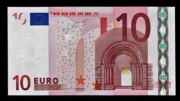 10 EURO - PORTUGAL U005 E5 (Trichet) U005 E5 - M22948808971 - UNC - FDS - NEUF - EURO