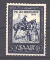 0ob  091  -  Sarre  :  Yv  303  (o) - 1947-56 Occupation Alliée