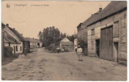 Ciney - Chevetogne - Le Hameau De Enhet - Ed. Culot Jottard - EXTRA RARE - Cachet Relais Postal Chevetogne - Ciney