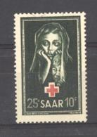 Sarre  :  Yv  292  * - 1947-56 Protectorate