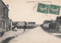 LES ECRENNES ROUTE DU CHATELET - France