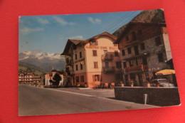 Aosta  Ayas Periasc Veduta Dell' Albergo Cime Bianche 1962 + T Tabacchi - Italia