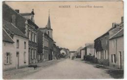 Walcourt - Somzee - La Grand'Rue (dessous) - EXTRA RARE - Edit Bayet - Walcourt