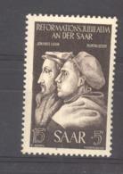 Sarre  :  Yv  295  ** - 1947-56 Protectorate