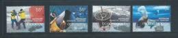 Australian Antarctic Territory 2008 International Polar Year Set Of 4 Singles MNH - Unused Stamps