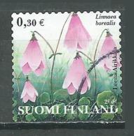 Finlande YT N°1658 Linnée Boréale Oblitéré ° - Finlande