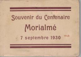 Florennes - Morialmé - Souvenir Du Centenaire - Magnifiques Clichés - Très Bon état - EXTRA RARE - Florennes