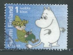 Finlande YT N°1681 Les Moumines Oblitéré ° - Finlande