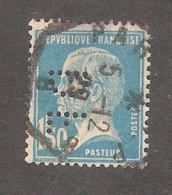 Perforé/perfin/lochung France No 181 DF Dormeuil Frères - Perforés