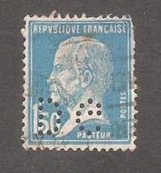 Perforé/perfin/lochung France No 181 DG Dufay Et Gigandet - Perforés