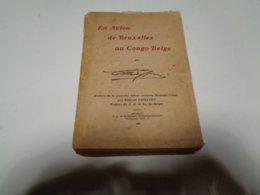 En Avion De Bruxelles Au Congo Belge Par Edmond Thieffry ( 1926 ) - Voyages