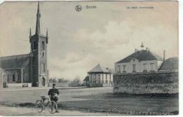 Thuin - Gozée - La Place Communale (voir Description !!!) - Thuin