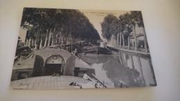 Cpa Le Canal - Vitry-le-François