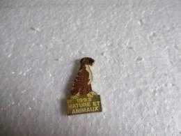 Pin's Animalier Nature Et Animaux 1993 - Boxer. - Animaux