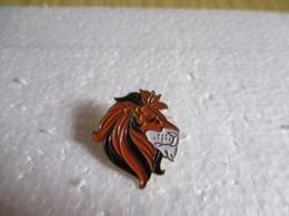 Pin's Animalier Lion. - Animaux