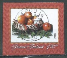 Finlande YT N°1644 Noel 2003 Oblitéré ° - Finnland