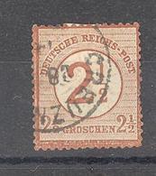 Reich  Michel # 29 - Oblitérés