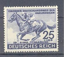 Reich  Michel # 814 ** - Duitsland