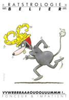 Bélier Illustrateur Mennebeuf - Astrology