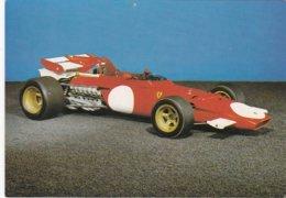 Formule 1. FERRARI Type 312 B/1  1971 - Grand Prix / F1